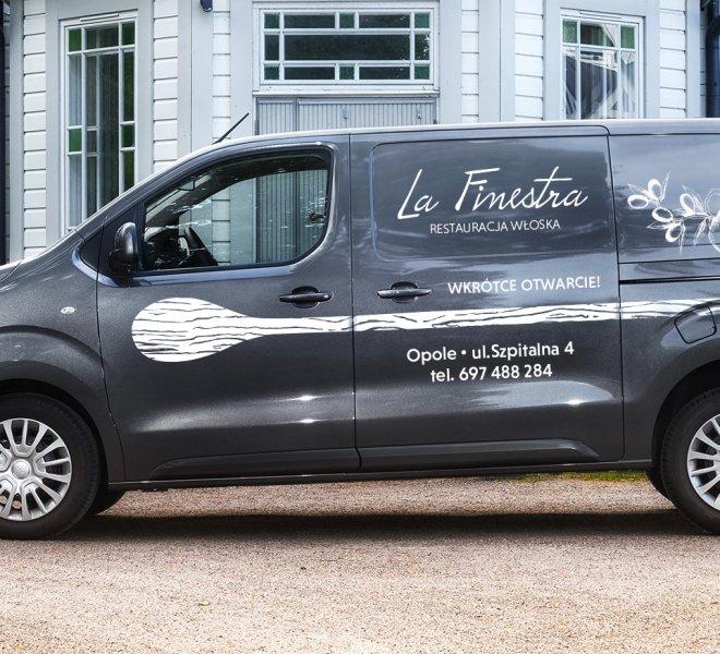 La Finestra - samochód
