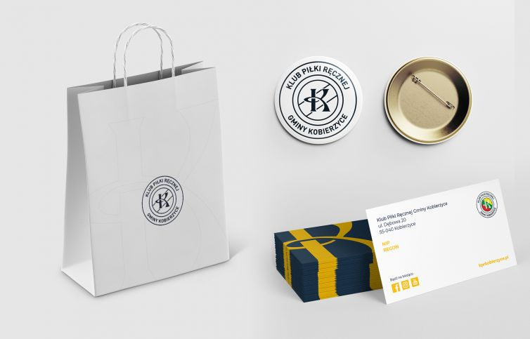 KPR Kobierzyce – branding
